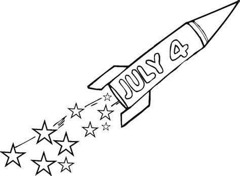 Fourth Of July Drawings