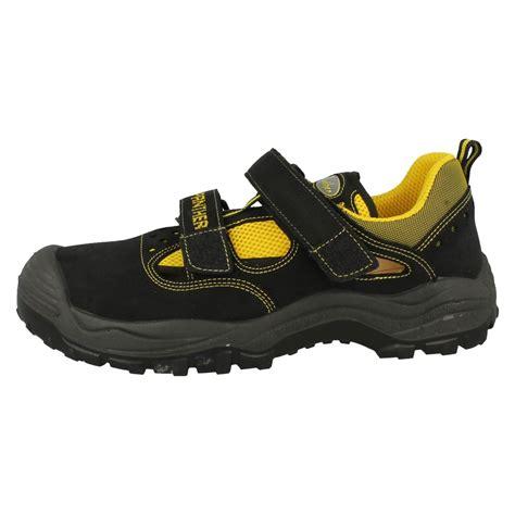 steel toe sandals mens panther steel toe cap safety sandals dune ebay