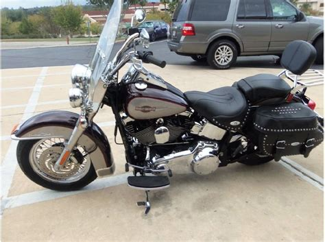 Buy 2007 Harley Davidson FLSTC   Softail Heritage on 2040 motos