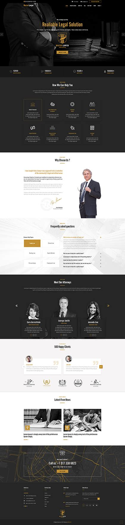 bootstrap templates for lawyers responsive bootstrap templates premium bootstrap themes