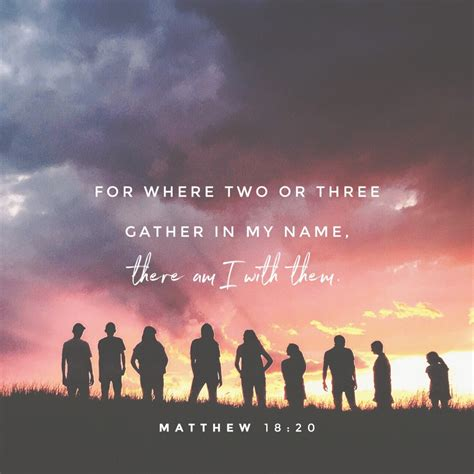 imagenes motivadoras sud for where two or three are gathered in my name there am
