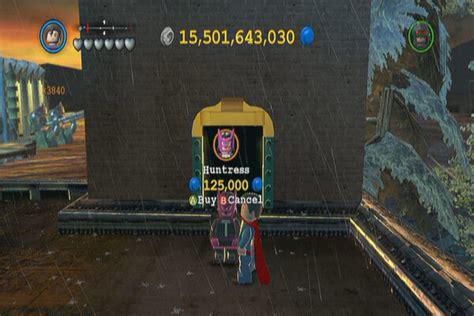 Token Huntress character tokens lego batman 2 dc heroes guide