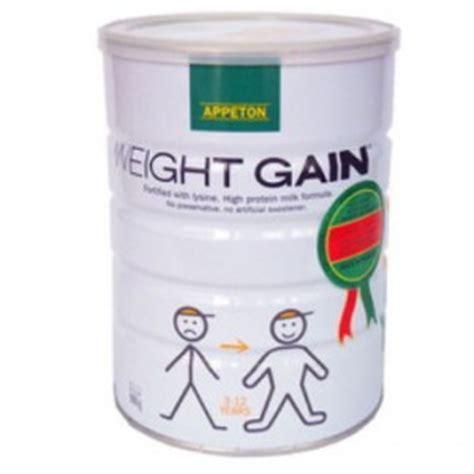 Appeton Di Pasaran penambah berat badan