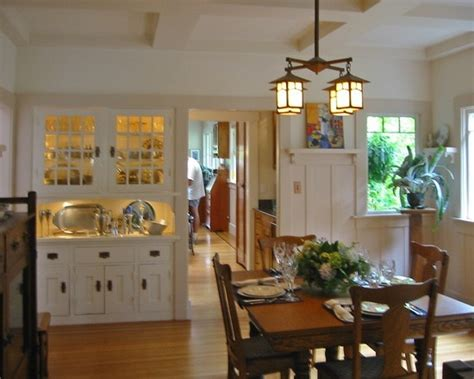 craftsman style dining room craftsman style dinning room dining room pinterest