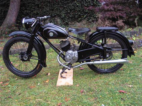 Oldtimer Motorrad 1950 oldtimer motorrad adler m 100 bj 1950 originalzustand