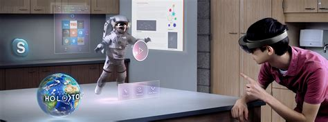 Microsoft Hololens microsoft hololens the leader in mixed reality technology