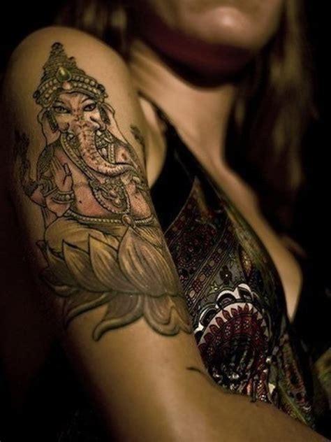 tattoo girl new show tatuajes de ganesha tendenzias com