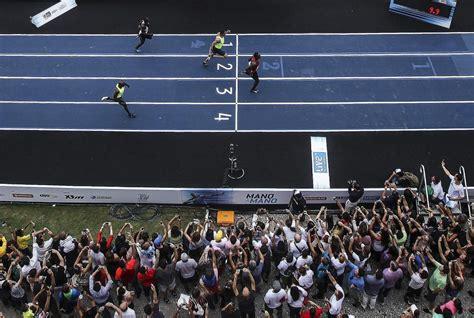Record 100 Metri Atletica 100 Metri Direzione Pechino