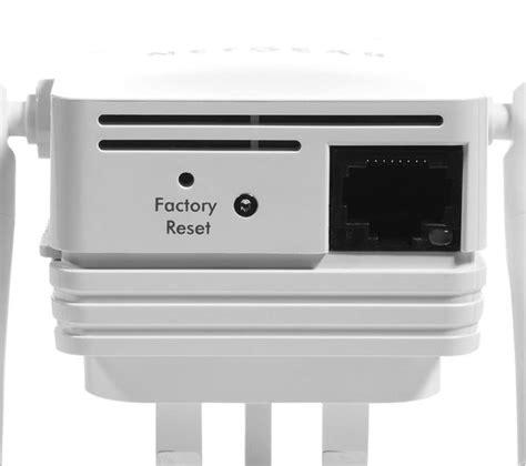 netgear wn3000rp ethernet port netgear wn3000rp 200uks wifi range extender n300 single