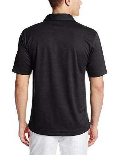 Blouse Import 25433 Black Textured Top cutter buck s cb drytec genre polo shirt black large hardware tools cutters