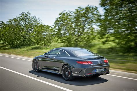 test drive mercedes foto test drive mercedes s63 amg coupe 4matic