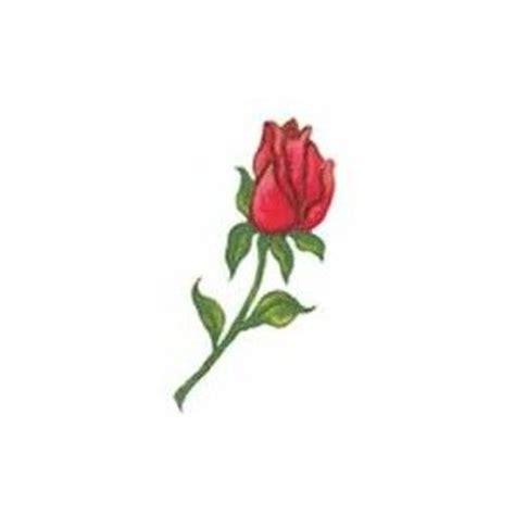closed rose bud tattoos s204 rosebud tattoo things to