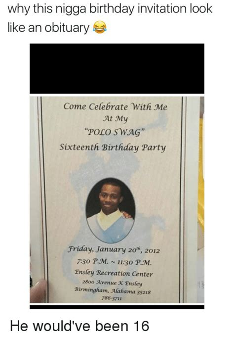 Come Paw Ty With Me Birthday Invites by Why This Birthday Invitation Look Like An Obituary