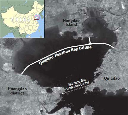 le pont le  long du monde est chinois marketing chine