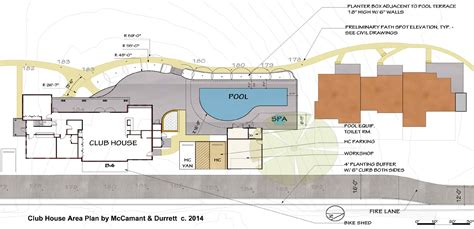 clubhouse floor plans club house plans fair oaks ecohousing
