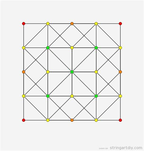 geometric pattern maker online squared string art free pattern string art diy free
