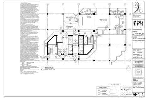 interior design construction documentation  ashley krant