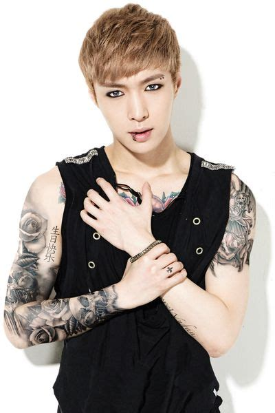 chanyeol tattoo edit 114 best kpop idol edits piercings and tattoos images on