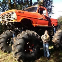 Ford Mud Trucks Big Ford Mud Truck Trucks Freak Show