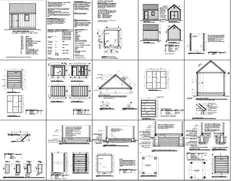 Free Shed Plans 8x8 by Description Shed Plans 8x8 Free Haddi