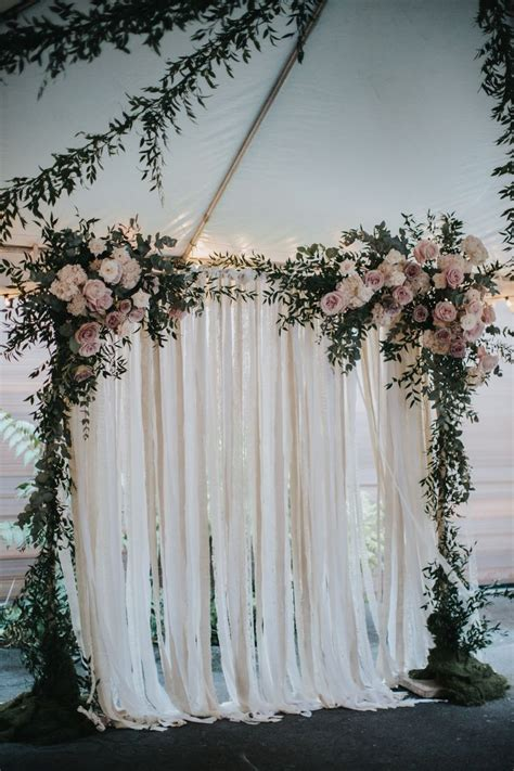 Wedding Arch Backdrop Ideas by De 236 B 228 Sta Mr Mrs Bilderna P 229