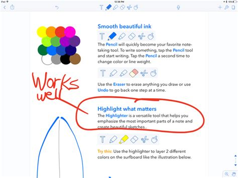 templates for notability putting apple pencil to work with evernote onenote and