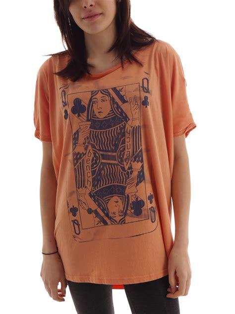 best bench shirt bench t shirt top shirt queeny orange oversize cards pik