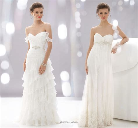 1612005 Gaun Pengantin Putih Wedding Gown Wedding Dress wedding dress collection watters wedding inspirasi