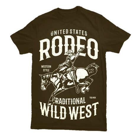 design tshirt adalah rodeo buy t shirt designs