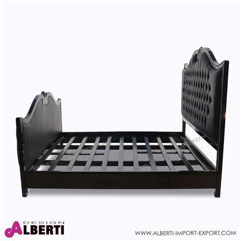 letto in pelle con swarovski letto in pelle nero con swarovski vendita letti in legno