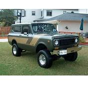 1970 International Harvester Scout  Pictures CarGurus