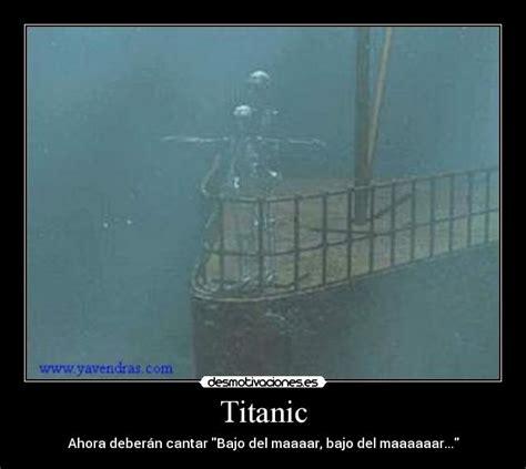 imagenes reales del titanic bajo el mar im 225 genes y carteles de bajo pag 188 desmotivaciones