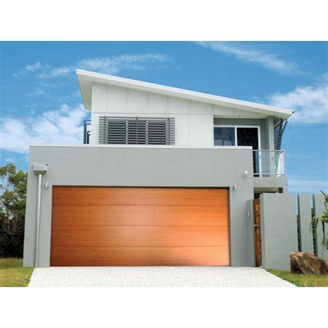 Flat Roof Garage Design flatline sectional garage door design content