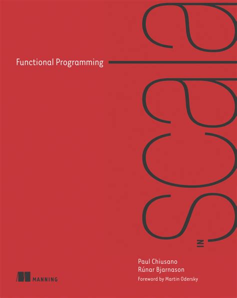 functional programming simplified scala edition books manning functional programming in scala