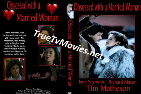 obsessed tv film obsessed with a married woman tv movie 1985 jane seymour