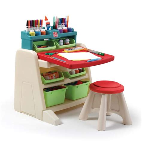 step2 flip and doodle easel desk with stool flip doodle easel desk with stool concepts