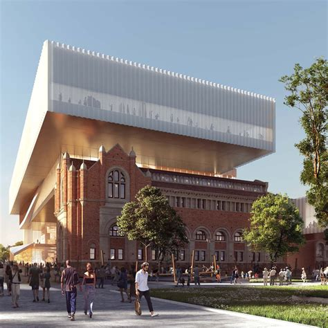 oma and hassell design new museum for western australia oma and hassell design new museum for western australia