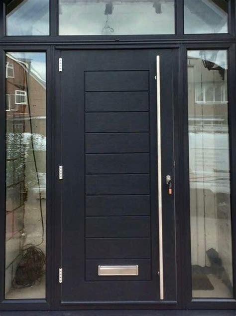 Grey Composite Doors Composite Doors Uk Modern Composite Composite External Front Doors