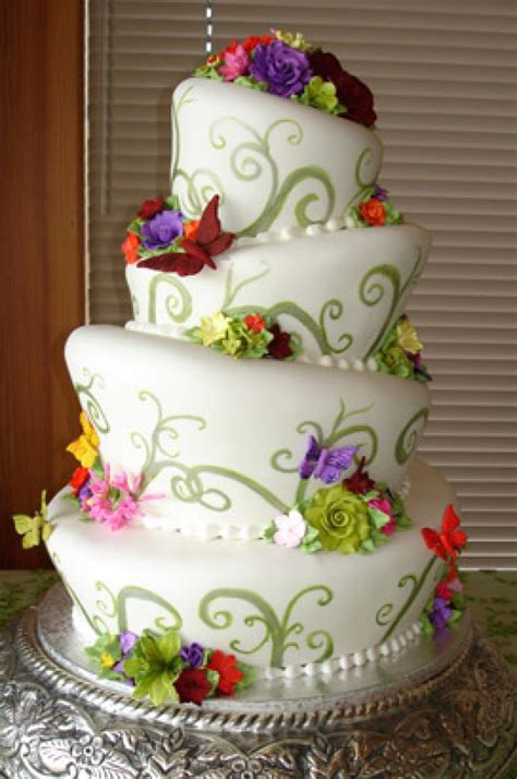 Special Cake by Funky Floral Wedding Cakes Xtra Special Cakes