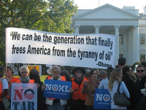white house protest xl dissent students flock to washington prior to protest