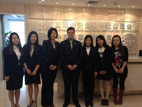 Beijing International Mba by Shufe Arbitration Team Participated In The 21st Cietac