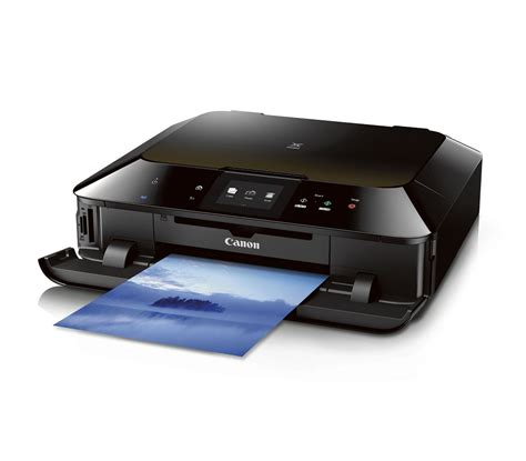 Printer Wireless canon pixma mg6320 black wireless color photo