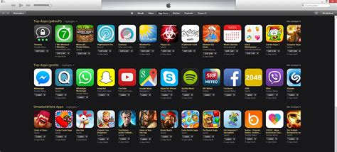 the best apple apps top must apps f 252 rs apple chip