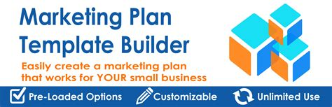 marketing plan templates free marketing plan template