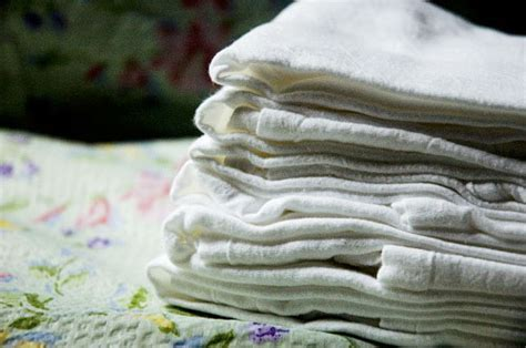 In Gear: Flour Sack Kitchen Towels (An Old Fashioned