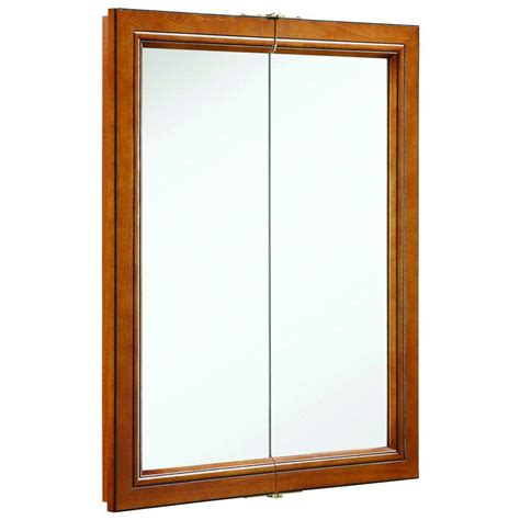 medicine cabinet doors design house montclair 24 in w x 30 in h x 6 in d framed surface mount bathroom medicine