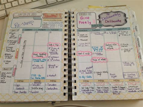 mormon mom planner printable ideas on using the mormon mom planner mormon mom planner
