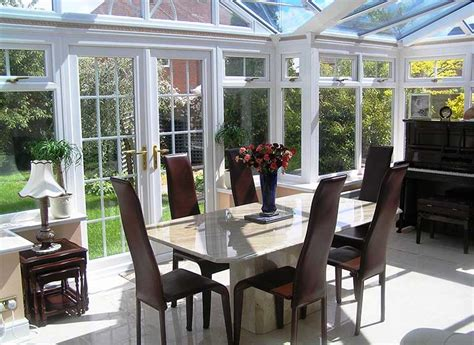 Doors From Dining Room To Conservatory Converting Your Conservatory Into A Dining Room In Time