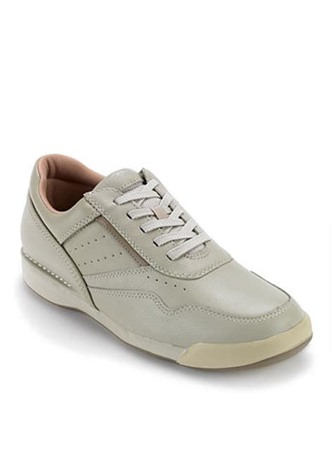 rockport athletic shoes rockport prowalker athletic shoe belk