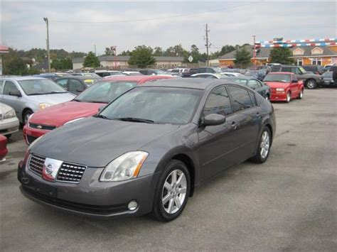 car owners manuals for sale 2005 nissan maxima transmission control used 2005 nissan maxima for sale carsforsale com